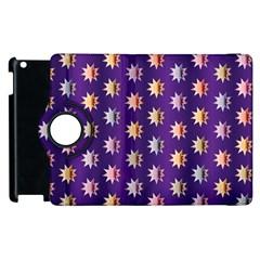 Flare Polka Dots Apple iPad 3/4 Flip 360 Case