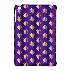 Flare Polka Dots Apple iPad Mini Hardshell Case (Compatible with Smart Cover)