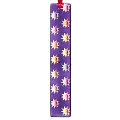 Flare Polka Dots Large Bookmark