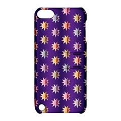 Flare Polka Dots Apple iPod Touch 5 Hardshell Case with Stand