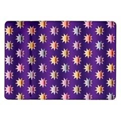 Flare Polka Dots Samsung Galaxy Tab 10.1  P7500 Flip Case