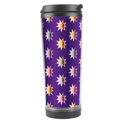 Flare Polka Dots Travel Tumbler