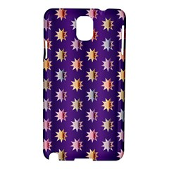 Flare Polka Dots Samsung Galaxy Note 3 N9005 Hardshell Case