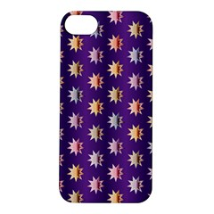 Flare Polka Dots Apple iPhone 5S Hardshell Case