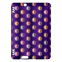 Flare Polka Dots Kindle Fire Hdx 7  Hardshell Case