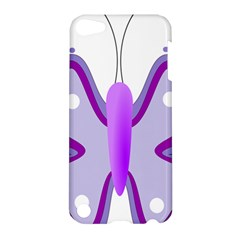Cute Awareness Butterfly Apple Ipod Touch 5 Hardshell Case