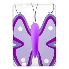 Cute Awareness Butterfly Kindle Fire HD 8.9  Hardshell Case