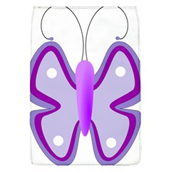 Cute Awareness Butterfly Removable Flap Cover (large)