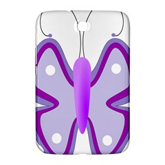 Cute Awareness Butterfly Samsung Galaxy Note 8.0 N5100 Hardshell Case