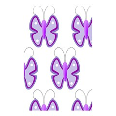 Cute Awareness Butterfly Shower Curtain 48  x 72  (Small)