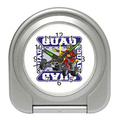 Quad Racer Travel Alarm Clock