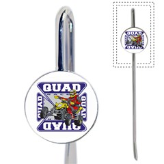 Quad Racer Book Mark