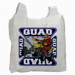 Quad Racer Recycle Bag (Two Side)
