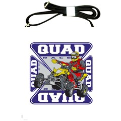 Quad Racer Shoulder Sling Bag