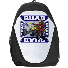 Quad Racer Backpack Bag