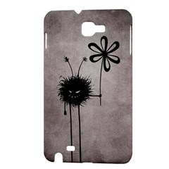 Evil Flower Bug Vintage Samsung Galaxy Note 1 Hardshell Case