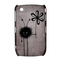 Evil Flower Bug Vintage BlackBerry Curve 8520 9300 Hardshell Case