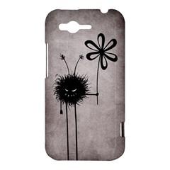 Evil Flower Bug Vintage HTC Rhyme Hardshell Case