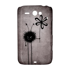 Evil Flower Bug Vintage HTC ChaCha / HTC Status Hardshell Case