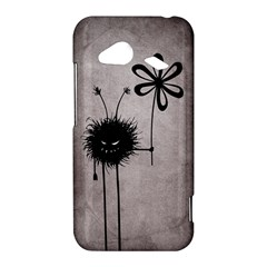Evil Flower Bug Vintage HTC Droid Incredible 4G LTE Hardshell Case