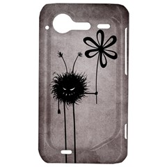 Evil Flower Bug Vintage HTC Incredible S Hardshell Case