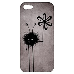Evil Flower Bug Vintage Apple Iphone 5 Hardshell Case