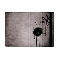 Evil Flower Bug Vintage Apple Ipad Mini Flip Case