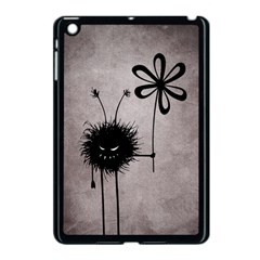 Evil Flower Bug Vintage Apple iPad Mini Case (Black)