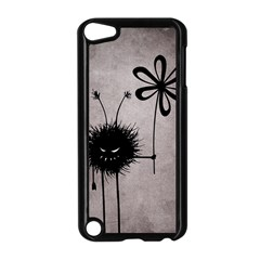 Evil Flower Bug Vintage Apple iPod Touch 5 Case (Black)