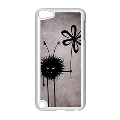 Evil Flower Bug Vintage Apple iPod Touch 5 Case (White)