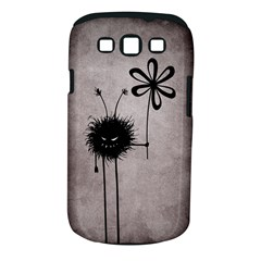 Evil Flower Bug Vintage Samsung Galaxy S Iii Classic Hardshell Case (pc+silicone)