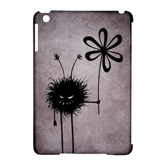 Evil Flower Bug Vintage Apple iPad Mini Hardshell Case (Compatible with Smart Cover)