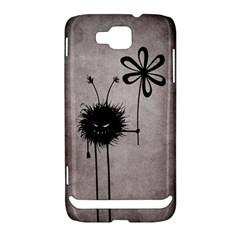 Evil Flower Bug Vintage Samsung Ativ S i8750 Hardshell Case