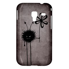 Evil Flower Bug Vintage Samsung Galaxy Ace Plus S7500 Hardshell Case