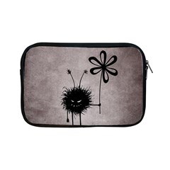 Evil Flower Bug Vintage Apple iPad Mini Zippered Sleeve