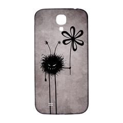 Evil Flower Bug Vintage Samsung Galaxy S4 I9500/I9505  Hardshell Back Case
