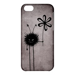 Evil Flower Bug Vintage Apple iPhone 5C Hardshell Case