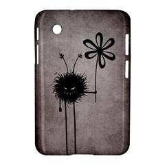 Evil Flower Bug Vintage Samsung Galaxy Tab 2 (7 ) P3100 Hardshell Case