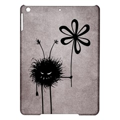 Evil Flower Bug Vintage Apple iPad Air Hardshell Case