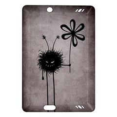 Evil Flower Bug Vintage Kindle Fire HD 7  (2nd Gen) Hardshell Case