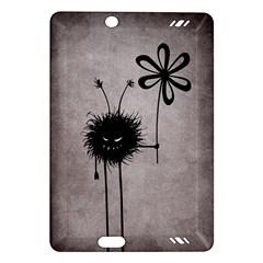 Evil Flower Bug Vintage Kindle Fire HD 7  (2nd Gen) Hardshell Case