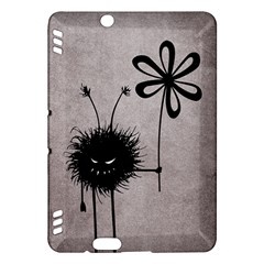 Evil Flower Bug Vintage Kindle Fire HDX 7  Hardshell Case