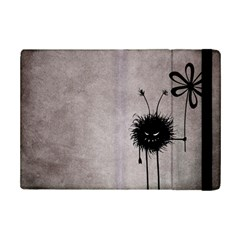 Evil Flower Bug Vintage Apple Ipad Mini 2 Flip Case