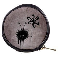 Evil Flower Bug Vintage Mini Makeup Case