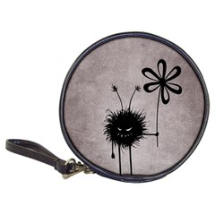 Evil Flower Bug Vintage CD Wallet