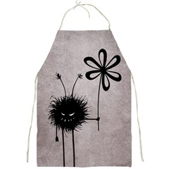 Evil Flower Bug Apron
