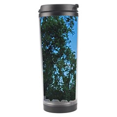 Coming Sunset Accented Edges Travel Tumbler