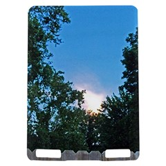 Coming Sunset Accented Edges Kindle Touch 3G Hardshell Case