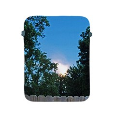 Coming Sunset Accented Edges Apple iPad Protective Sleeve