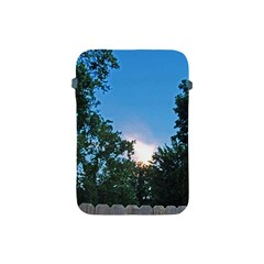 Coming Sunset Accented Edges Apple Ipad Mini Protective Sleeve